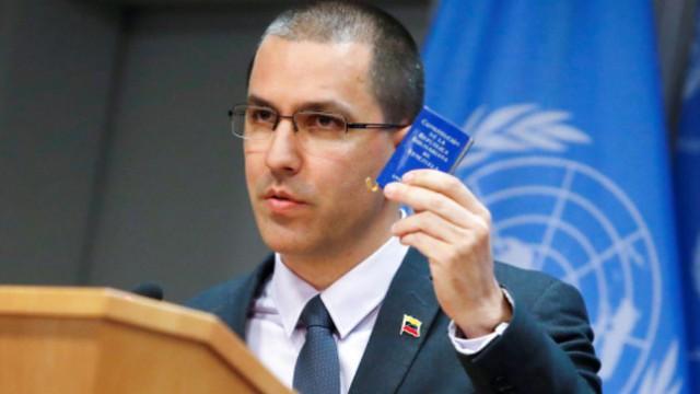 Đặc phái viên Mỹ bí mật gặp Ngoại trưởng Venezuela