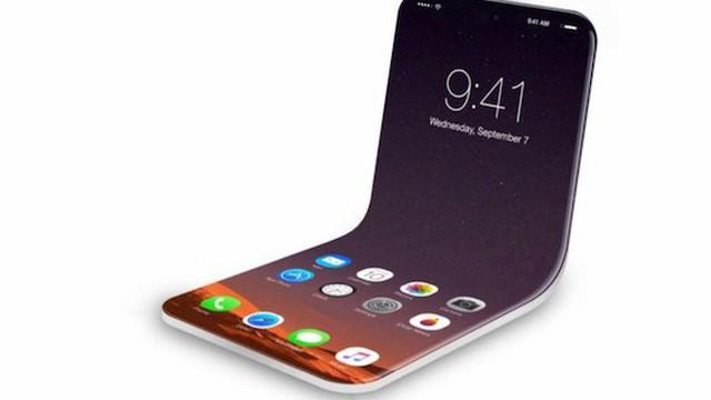 Apple sẽ tham gia cuộc đua điện thoại gập