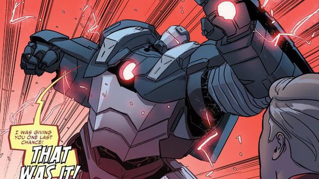 """Avengers: Endgame - Hé lộ bộ giáp siêu khủng của siêu anh hùng War Machine với sức mạnh """"kinh hoàng"""" hơn cả Hulk Buster"""