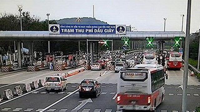 Ngày đầu kiểm tra cao tốc TP HCM - Long Thành - Dầu Giây: Doanh thu toàn tuyến 3,3 tỉ đồng/ngày