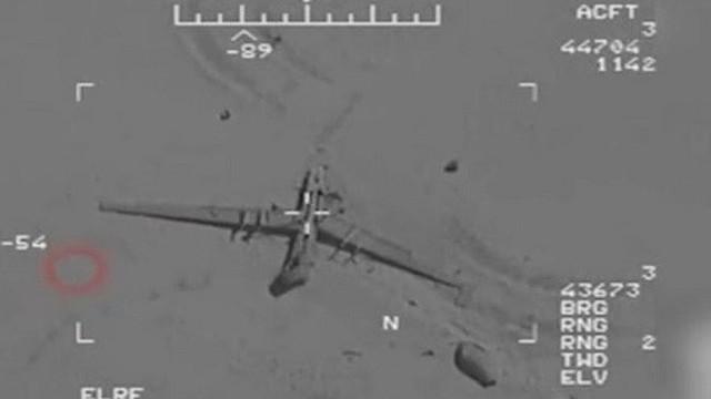 Iran tuyên bố đã kiểm soát được máy bay không người lái Mỹ