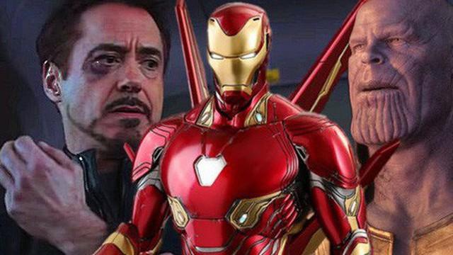 Iron-Man sẽ mất đi cánh tay của mình trong Endgame, số phận này đã được định đoạt từ Civil War?