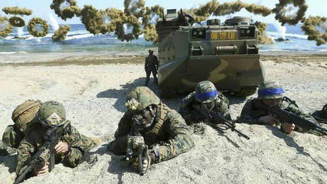 Hậu thượng đỉnh Mỹ-Triều, Mỹ - Hàn có quyết định bất ngờ về tập trận chung