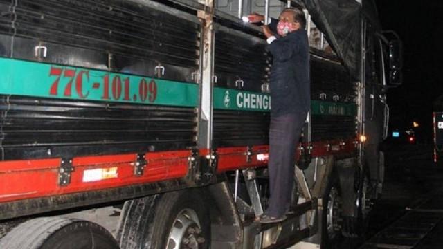 3 giờ sáng, Chủ tịch T.T-Huế đột xuất kiểm tra phòng chống dịch tả lợn