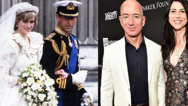 12 vụ ly hôn đắt giá và bùng nổ nhất của các cặp đôi nổi tiếng thế giới: Số tiền lớn nhất lên tới 3,1 triệu tỷ đồng