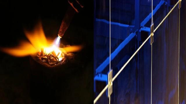 Hàn kim loại với thủy tinh: Biến chuyện 'không tưởng' thành công việc dễ dàng