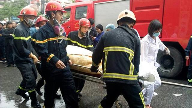 Cháy khách sạn ở Hải Phòng: Người gọi điện báo cháy đã thiệt mạng