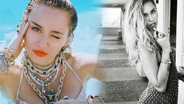 Không còn là Hannah hay cô ca sĩ nổi loạn, Miley Cyrus cuối cùng đã đạt đến thời kỳ đỉnh cao nhan sắc hậu kết hôn