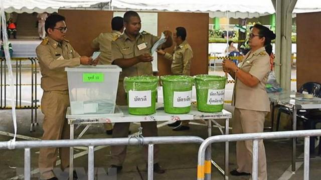 Thái Lan: Biểu tình phản đối ủy ban bầu cử tại Bangkok