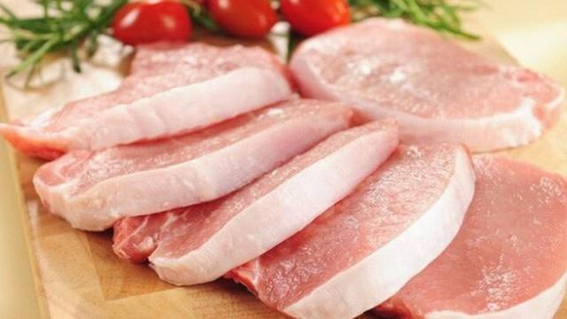 Thịt lợn - Thực phẩm không thể thiếu trong bữa ăn