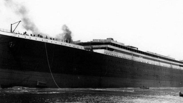 Thảm họa chìm tàu Titanic: Ớn lạnh những bức ảnh cuối cùng