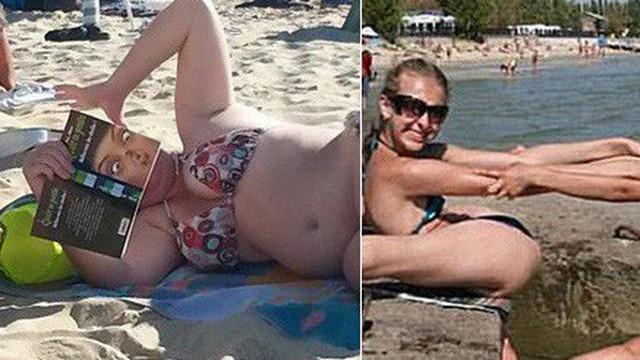 Những bức ảnh ấn tượng chỉ có thể bắt gặp ở bãi biển khiến ai nhìn thấy cũng phải cười sái quai hàm mới thôi