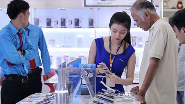 Thị trường điện thoại di động nóng trở lại
