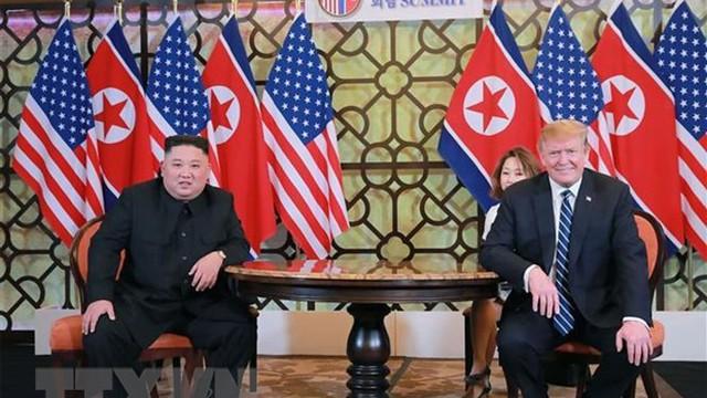 Khả năng Trung Quốc đăng cai Hội đàm thượng đỉnh Mỹ-Triều lần 3