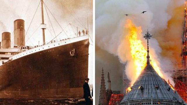 Từ Titanic đến Nhà thờ Đức Bà, 15/4 phải chăng là 'ngày đen tối của thế giới' khi xảy ra loạt sự kiện chấn động?