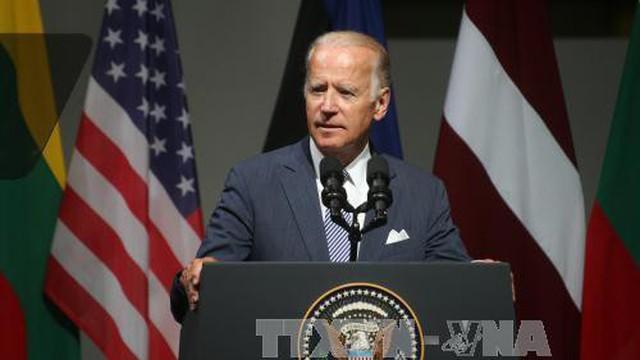 Ông Joe Biden đang là ứng cử viên hàng đầu của đảng Dân chủ trong cuộc đua vào Nhà Trắng