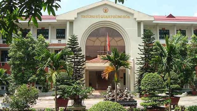 Thủ khoa Trường Sỹ quan Phòng hóa được nâng gần 21 điểm