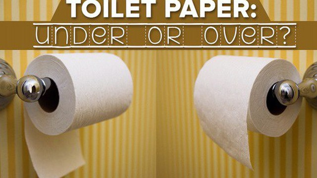 Đặt giấy vệ sinh như thế nào là đúng? Đáp án bất ngờ đến từ một mảnh giấy có niên đại cách đây hơn 100 năm