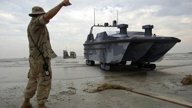 Hé lộ về vũ khí mới Trung Quốc có thể sắp tung ra Biển Đông