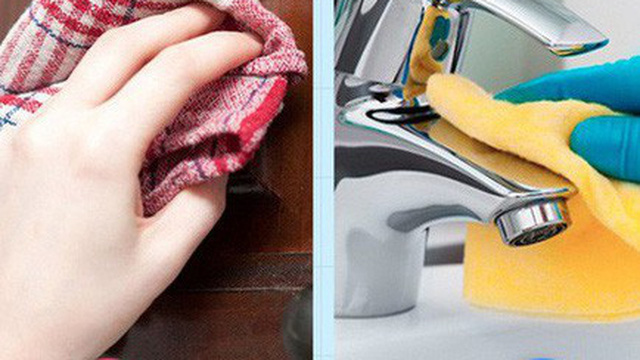 5 sai lầm khi dọn dẹp nhà cửa khiến nhà càng dọn càng bẩn hơn