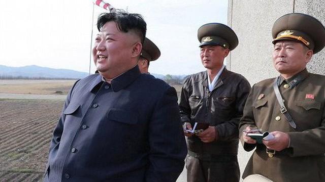 Hàn Quốc: Triều Tiên thử nghiệm vũ khí chiến đấu trên mặt đất