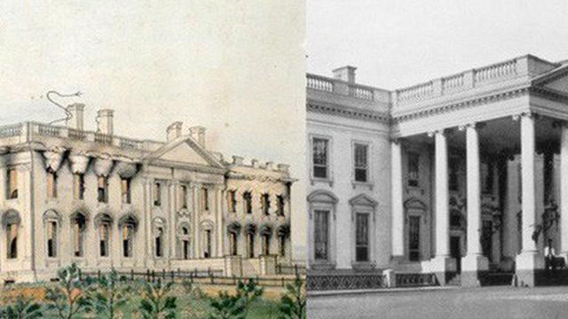 7 kiến trúc nổi tiếng thế giới đã được xây dựng lại sau khi bị phá hủy hoàn toàn