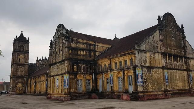 Ðại tu nhà thờ Bùi Chu: Lên kế hoạch từ 5 năm trước