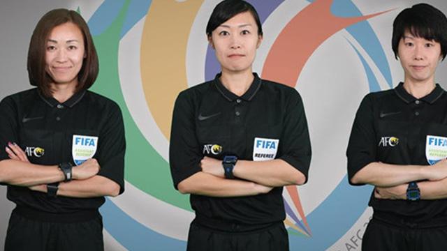 Nữ trọng tài đi vào lịch sử tại AFC Cup