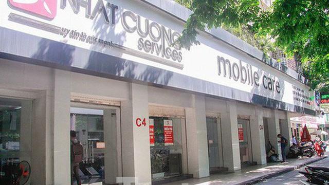Chuỗi cửa hàng Nhật Cường giờ ra sao khi ông chủ bị bắt?