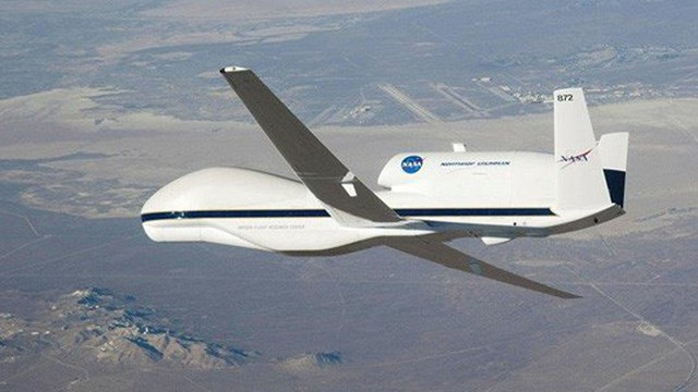 Máy bay trinh sát Mỹ xuất hiện gần biên giới phía Tây của Nga
