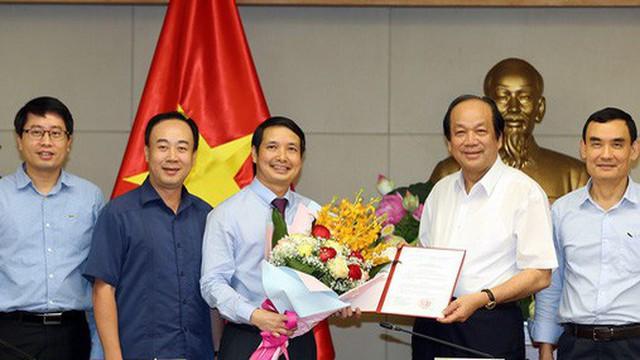 Bổ nhiệm ông Phạm Thái Hà giữ chức Trợ lý Ủy viên Bộ Chính trị, Phó Thủ tướng Chính phủ Vương Đình Huệ