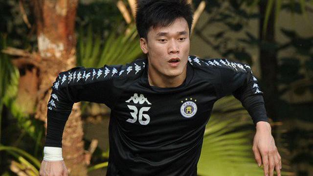 Bùi Tiến Dũng không được nhắc đến khi chọn thủ môn cho đội tuyển Quốc gia
