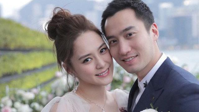 Kết hôn chưa được nửa năm, Chung Hân Đồng đã sống ly thân với chồng bác sĩ?