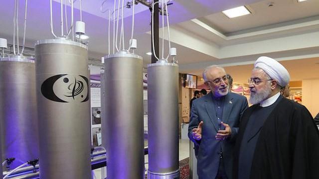 """Iran """"không nói đùa"""", tăng tốc làm giàu uranium giữa lúc căng thẳng với Mỹ leo thang"""