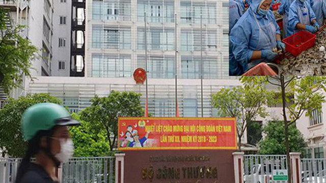 Tôm Minh Phú bị nghi ngờ trốn thuế tại Mỹ: Bộ Công thương nói gì?