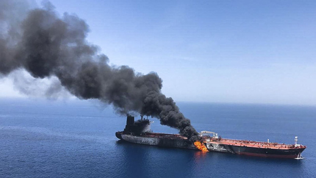 Hormuz - Eo biển nắm giữ huyết mạch dòng chảy dầu mỏ thế giới