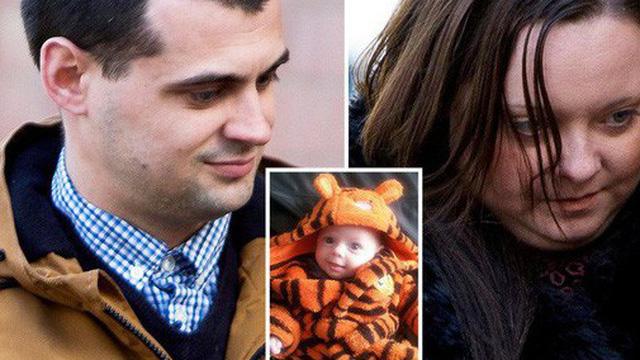 Vợ chồng ác quỷ giết con trai 9 tuần tuổi vì bị đứa trẻ quấy khóc làm phiền trong lúc ân ái và lời khai khiến ai cũng rùng mình