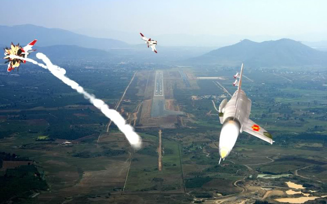 """""""Cuộc thay máu"""" mạnh mẽ của Không quân Việt Nam sau năm 1979"""