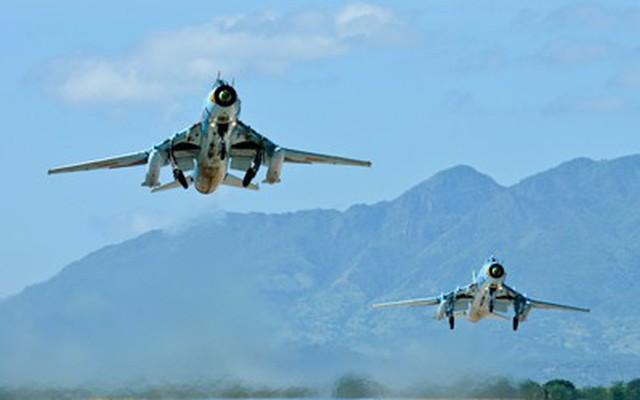 Không quân Việt Nam đang vận hành bao nhiêu chiếc Su-22?