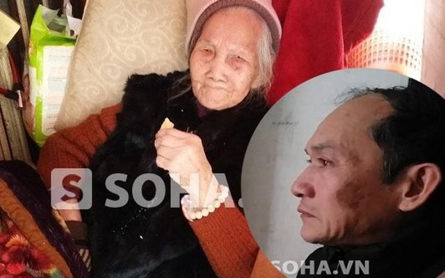 Cụ bà 95 tuổi bị bê ra đường đã lịm đi lúc 2h sáng