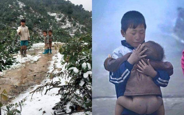 Sự thật khác đằng sau hình ảnh đứa trẻ không mặc quần ở Sa Pa