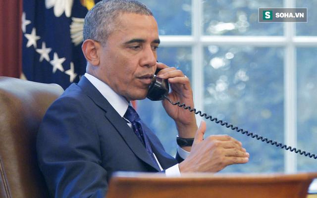 """Obama đã liên lạc với Putin qua """"điện thoại đỏ"""" để cảnh cáo Nga chấm dứt can thiệp bầu cử"""