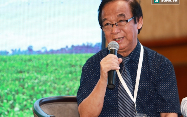 """GS Nguyễn Lân Dũng: """"Chị Linh nói đúng và rất thật thà"""""""