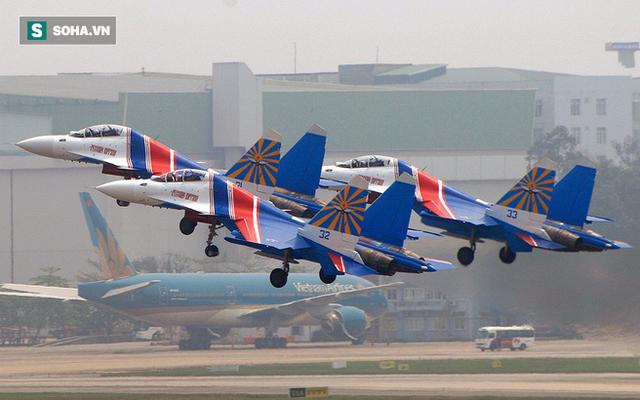 Tạm biệt những cánh đại bàng dũng mãnh Su-30SM: Hẹn gặp lại Việt Nam