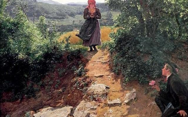 """Bức họa """"xuyên không"""": Smartphone đã có từ hơn 160 năm trước?"""