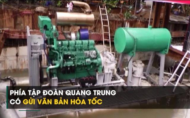 Ông chủ siêu máy bơm lắp thêm hệ thống bơm điện 2.000 m3/giờ và trạm quan trắc ở đường Nguyễn Hữu Cảnh