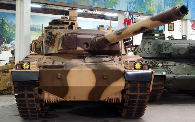 AMX-40 - Xe tăng 2 đại bác độc đáo của Pháp