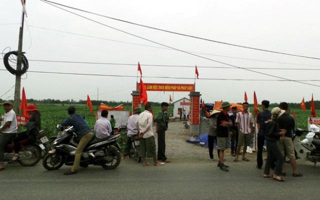 Sáng mai Hà Nội xét xử vụ sai phạm đất Đồng Tâm