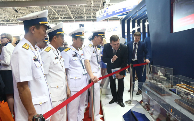 Sau 4 tàu hộ vệ tên lửa Gepard 3.9 cho VN, Nga gấp rút đàm phán hợp đồng xuất khẩu thứ 2