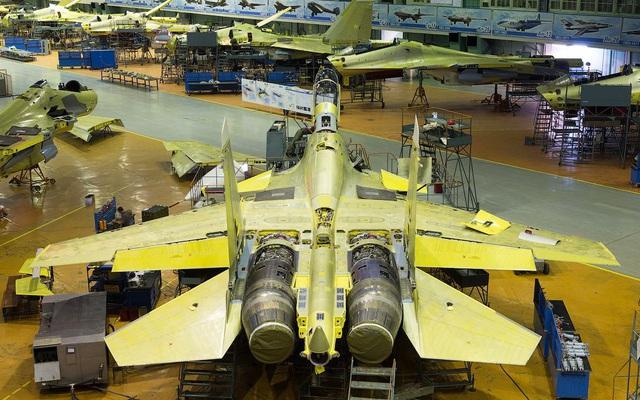 Phóng viên VN duy nhất được mời thăm Saturn: Cơ sở tuyệt mật sản xuất động cơ Su-35, Su-30
